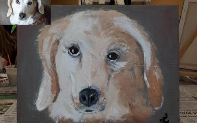 Paint Your Pet 01-19-2020