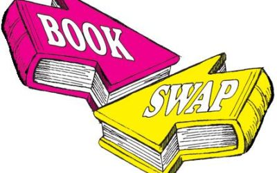 First Ever BOOK SWAP 01-10-2020