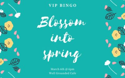 Blossom Into Spring Bingo 03-06