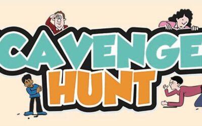 The Great Huntertown Family Scavenger Hunt 09-19