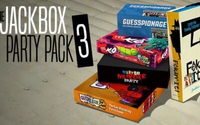 Jack Box Party Games 11-06