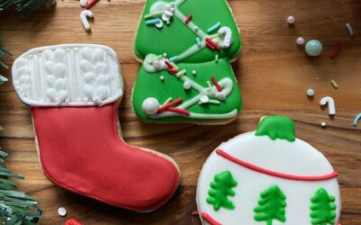 Cookie Decorating Mini Session with Toole House Cookies 12-12