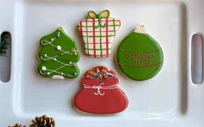 Beginner Cookie Decorating Class with Toole House Cookies 11-28