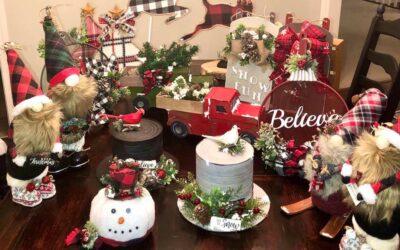 Handmade Holiday Craft Sale 11-28